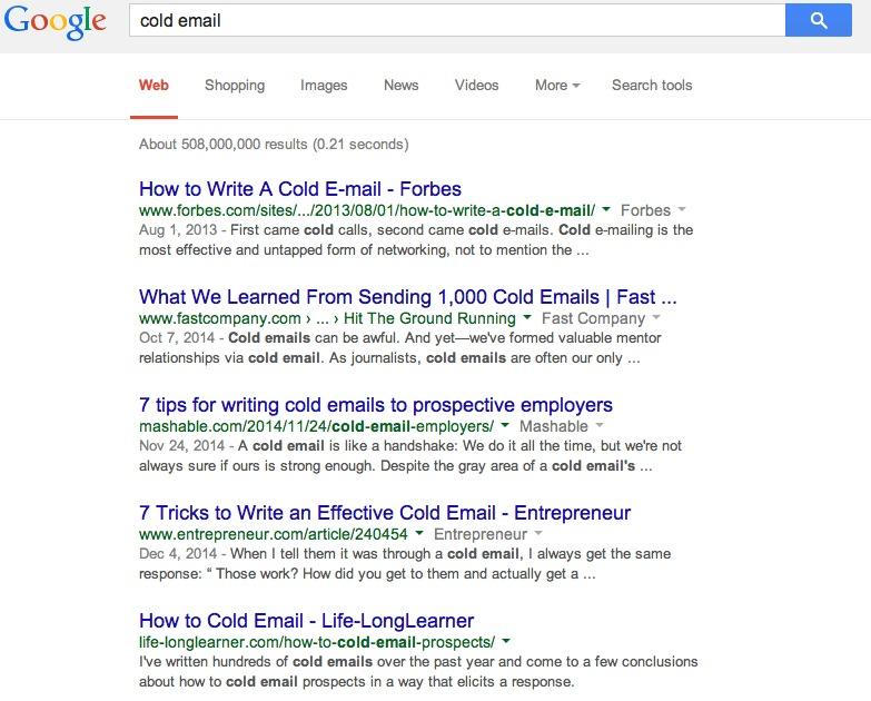 Gmail mail merge example image