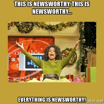 newsworthy